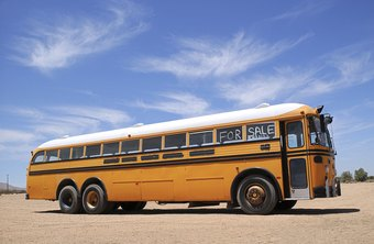 Used buses can save your church money when starting a bus ministry.