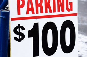 The fees that you pay to park while performing business duties are tax deductible.