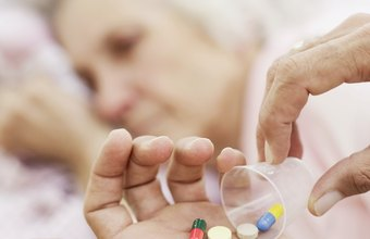 Medication aides organize and administer routine medications.