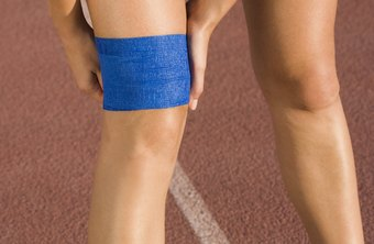Most athletes sustain injuries from time to time.
