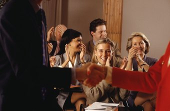 Rewarding your employees for jobs well done builds a sense of teamwork.