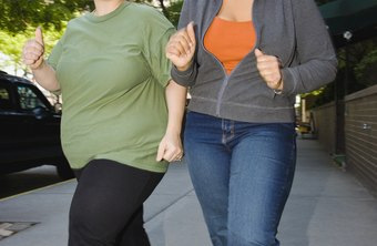 Cardiovascular exercises, such as walking, help you lose weight.