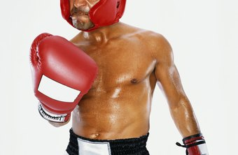 Boxing workouts at home or the gym help you lose fat and gain muscle.
