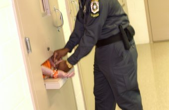 Correctional officers must undergo training in prison security and safety procedures.