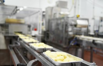 Using USDA approved glass in food manufacturing facilities keeps consumers safe.