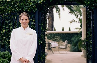Fine dining is an experience, and wait staff must be up for the challenges.