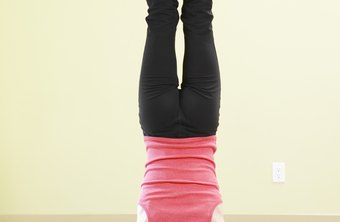 Inverted spinal postures allow your back and spine to relax and lengthen.