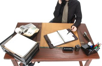 An administrative assistant helps an office run smoothly.