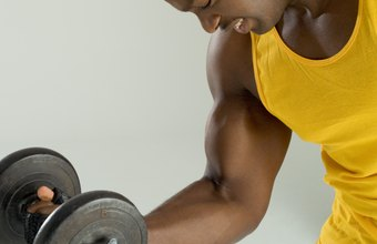 Add weight lifting to your treadmill workout to boost muscle definition.