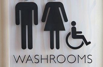New retail bathrooms must meet disability guidelines.