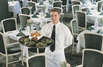 A catering business combines a love of entertaining with a career.