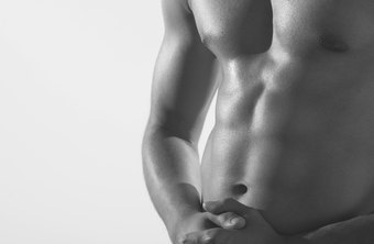 A proper diet is crucial to achieving a defined chest and six-pack abs.