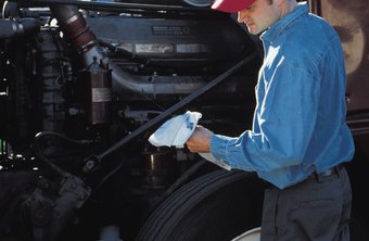 Truck Mechanics Perform Arduous And Complicated Tasks On Expensive Vehicles.  Auto Mechanic Job Description