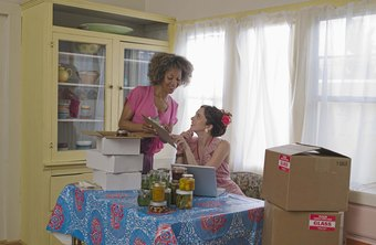 Selling products out of your home can provide a way to manage a family and employment.