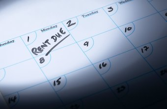 Use Quicken Home and Business's Rental Property Manage to organize rent collection dates.