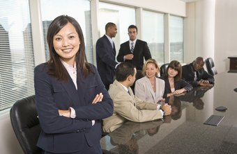 Human relations staff work to hire a variety of diverse employees.