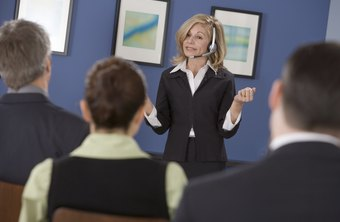 Through small meetings or big conferences, motivational speakers engage audiences in personal and professional growth.