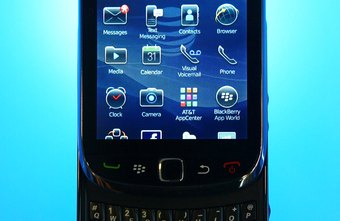 You can theme your BlackBerry to make it more personal.