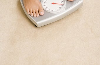Your weight may fluctuate slightly after a bowel movement.