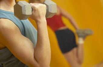 Fibers in strong muscles coordinate better for improved response to exercise stress.