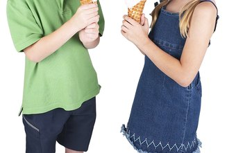 A successful ice cream shop will be a hit with kids.