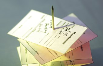 Retain receipts without piles of paper.