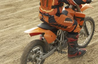 Ranchers, miners and lumberjacks use dirt bikes for work.