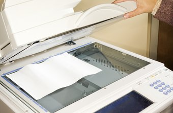 Modern copier machines contain hard drives that must be cleaned to remove sensitive information.