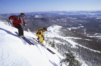 Downhill skiing is a great way to spend your winter.