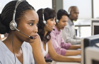 Call centers can be cramped and stressful places to work.