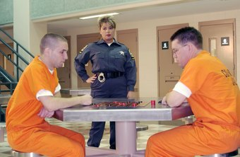 Codes of conduct outline expected behavior for correctional officers.