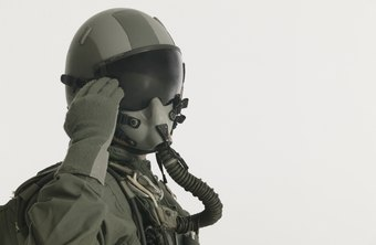 Fighter pilot salaries are based on rank and time in service.