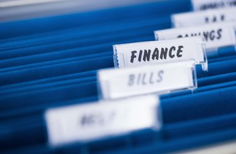 Ditch the paper records and record your finances using QuickBooks.