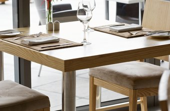 Creating a particular style helps distinguish your restaurant.