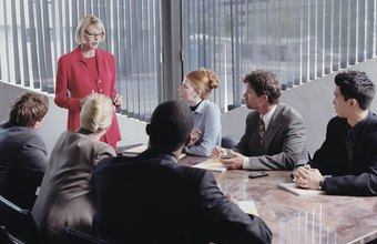 Informal work groups address issues that affect the office.