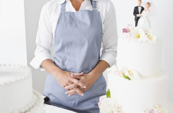 Cake bakers may be self-employed in a wedding cake business.