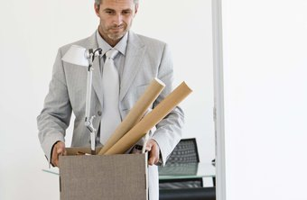 Give a departing employee a copy of his termination letter.