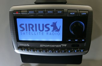 Use your car's Sirius radio in the office by purchasing a home kit.