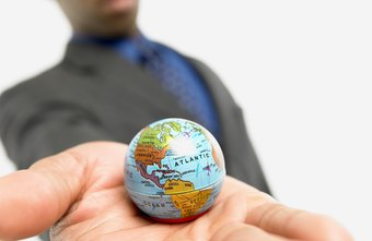 Globalization creates opportunities for smaller businesses to compete around the world.