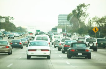 Traffic jams can be stressful, especially if you have a long commute.