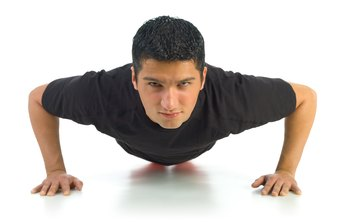 Pushups are one of the most effective total-body strengthening exercises.
