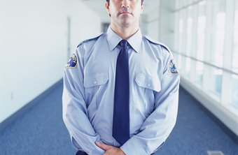 Companies need security guards to protect their assets.