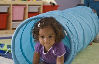 About 1,282,300 childcare workers were employed in the U.S in 2010, reports the U.S. Bureau of Labor Statistics.