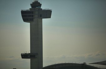 Certain areas of the airport are accessible only after a thorough background check.