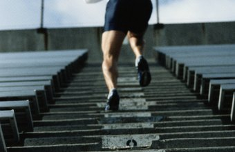 Stair climbers present the same challenge as a long set of stairs.