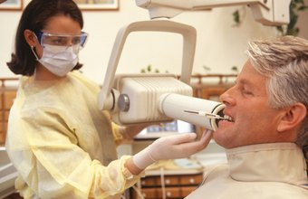 Dental assistants with special training can take dental X-rays in some states.