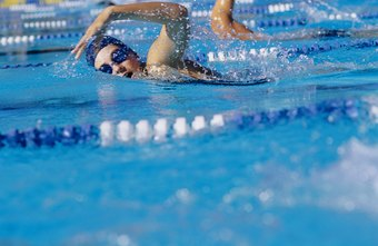 Any stroke can be done aerobically and anaerobically.