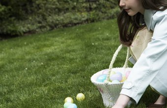 Local children will enjoy an Easter egg hunt.