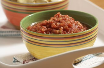 Salsa is a low-calorie condiment, but skip the tortilla chips served with it.