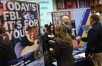The FBI often visits university campuses to recruit employees.